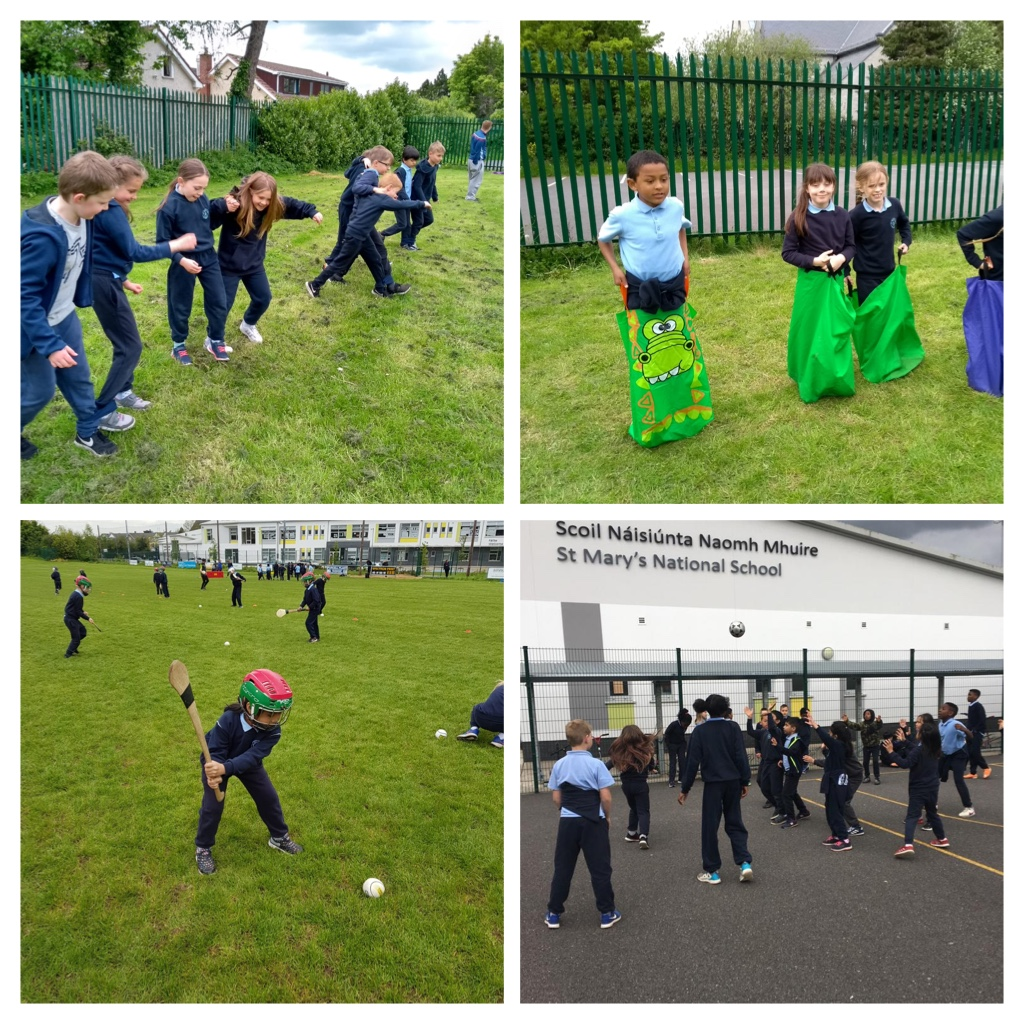 Sports Day 2019 - St Mary's Saggart School